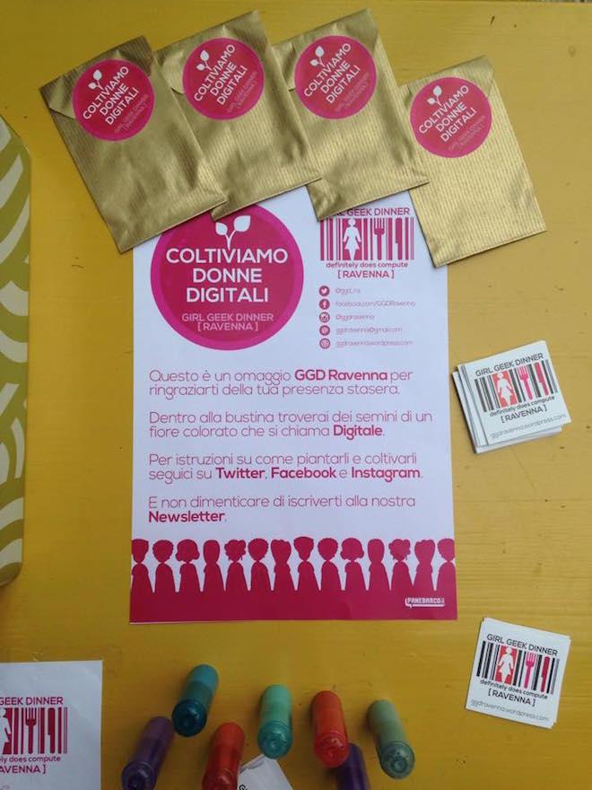 Coltiviamo donne digitali